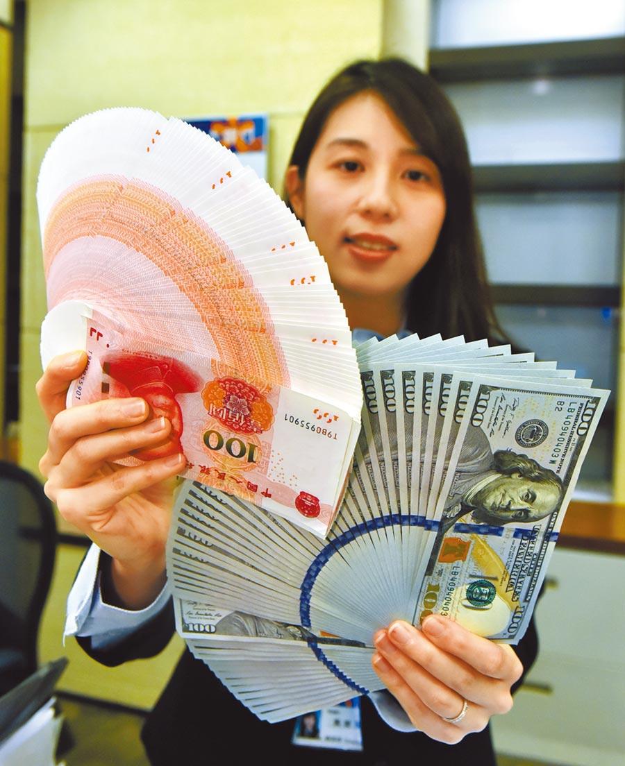 瑞銀CIO保持看好人民幣。(本報系資料照片)
