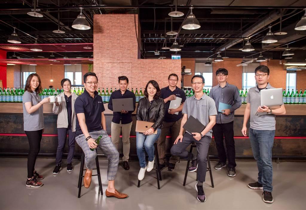 台灣新創 Cruisys 匯聚了台灣一群熱愛汽車工程師。(Cruisys提供)