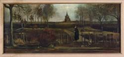 荷蘭博物館因疫情關閉 梵谷名畫卻遭竊