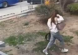 陸女大生「跳車」躲隔離 7防疫員追回同車嚇:她37.3度