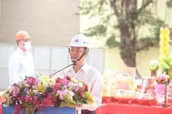 中鋼舉辦「新二階煉焦爐及乾式淬火設備工程」開工祈福典禮