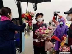 馳援武漢近2個月 大陸院士李蘭娟31日返回杭州