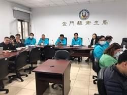 確保金門安全   返國先於台灣居檢14天始可回去
