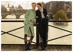 時尚拯救人類  精品跨界生產口罩、防護衣