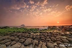 北海岸最美的離島秘境「阿拉寶灣」 5月1日即將解禁
