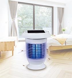 歌林推SmartLin智能捕蚊燈