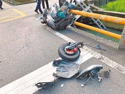 宜蘭壯圍機車對撞 2騎士不治