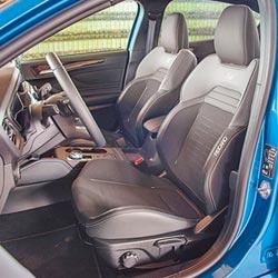 Ford Focus ST性能鋼砲 功能貼心