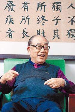 郝柏村遺願 維持台灣和平安全