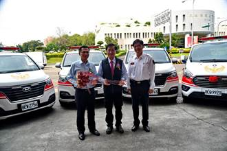 科技公司澤及偏鄉 累計捐出37輛救護車