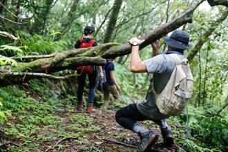 新北淡蘭古道10條遊程 前百名贈印花雨衣、防水地圖