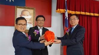 胡南澤提五大重點工作 備援管線總工程經費147億元