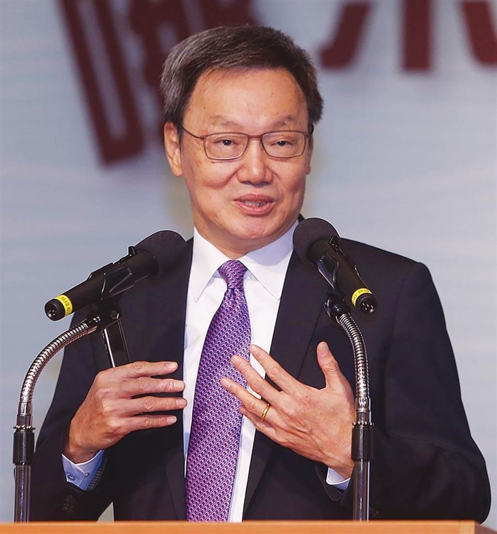 前國安會祕書長蘇起加入國民黨改革委員會兩岸論述組。(本報資料照片)