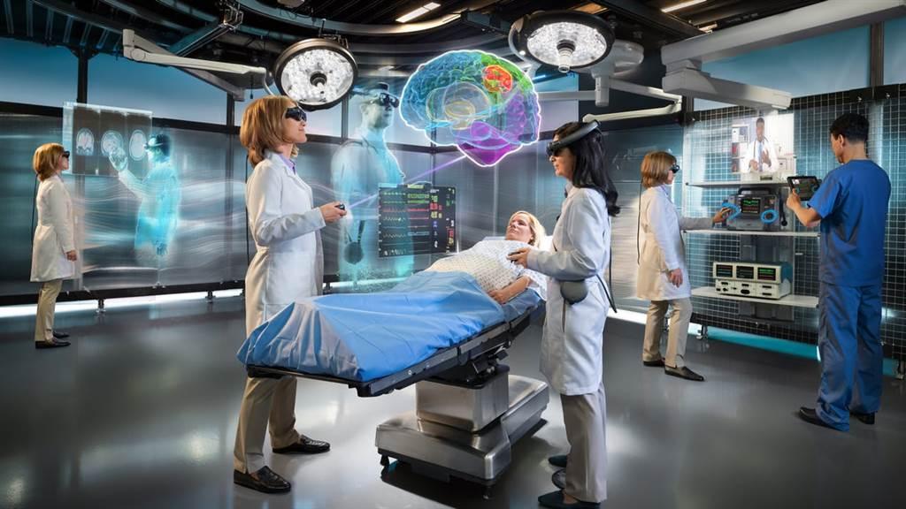 Magic Leap推出的AR產品未受市場青睞,近年開始朝醫療保健、工業和金融等領域發展。圖/取材自Magic Leap官網