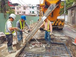 中和排水系統完工 民有等街免淹水苦