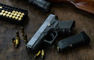 為何槍大多都是黑色的?3點揭密