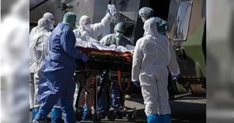 法國單日增7578確診案例 衛生官員:感染人數還會增加