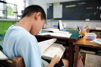 兒盟調查 學童課業壓力大、生活滿意度創近3年新低