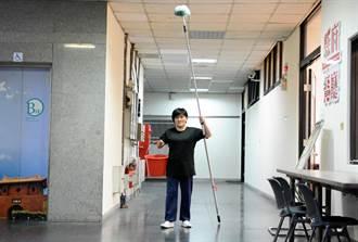 斷臂清潔工曾麗雪 50歲重拾人生
