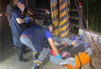 南投婦人落水3屍4命案相驗 父痛哭聲穿透重門