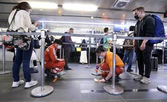 社交距離規範出爐 !清明連假返鄉旅客與旁人自動保持距離