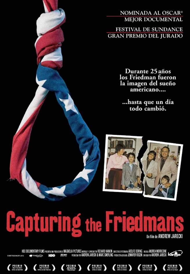 弗萊德曼父子性侵男童案,在2003年被拍成《追捕弗萊德曼家族》紀錄片,入圍奧斯卡。(達志影像)