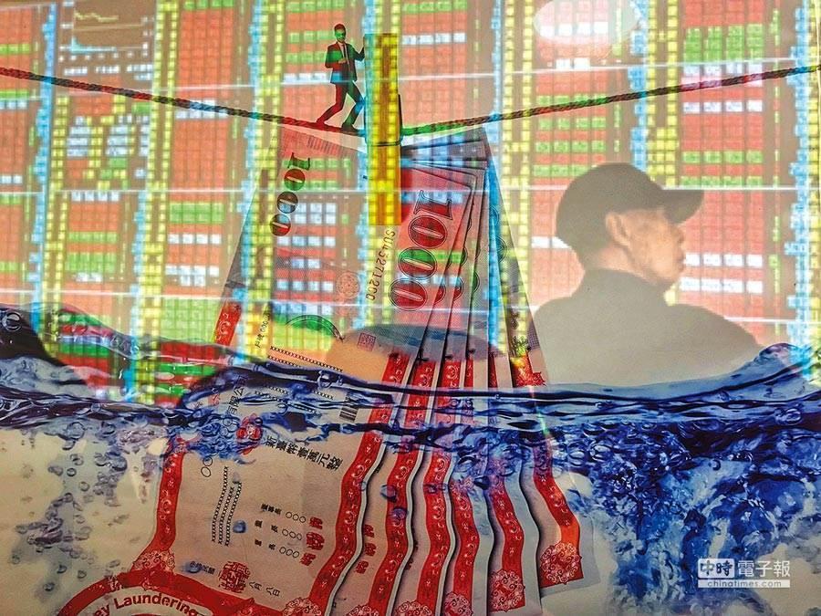 美股暴跌波及台股,國內企業祭出「庫藏股」,展開史上最大自救行動。(資料照)