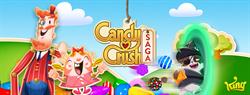 防疫宅在家 Candy Crush家族七款遊戲讓你無限續命
