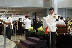 星總理李顯龍發文悼念郝柏村:深受尊重的領導人