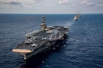 問題大了 美航母近3000人要下艦隔離
