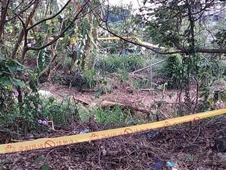 高捷橋頭糖廠附近工地開挖 驚見女桶屍