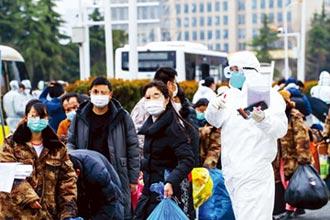 權威期刊最新報告 武漢封城 避免逾70萬人確診