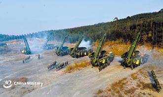 共軍實現長程打擊戰力 台海不安
