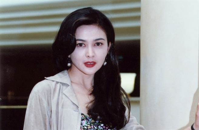 「香江第一美人」關之琳。(圖/中時資料照)