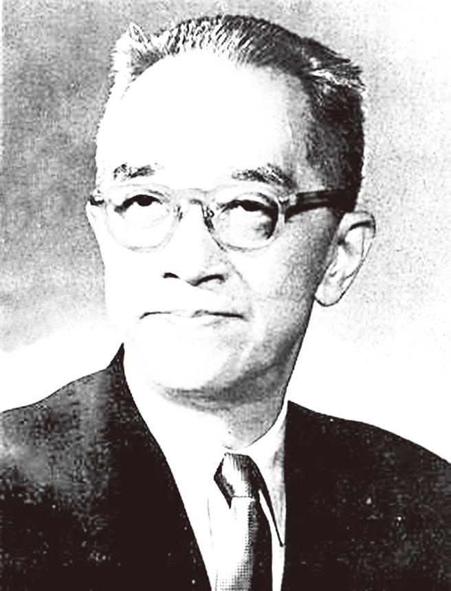 胡適(1891-1962),攝於1960年,69歲,時任中央研究院院長。(聯經出版提供)