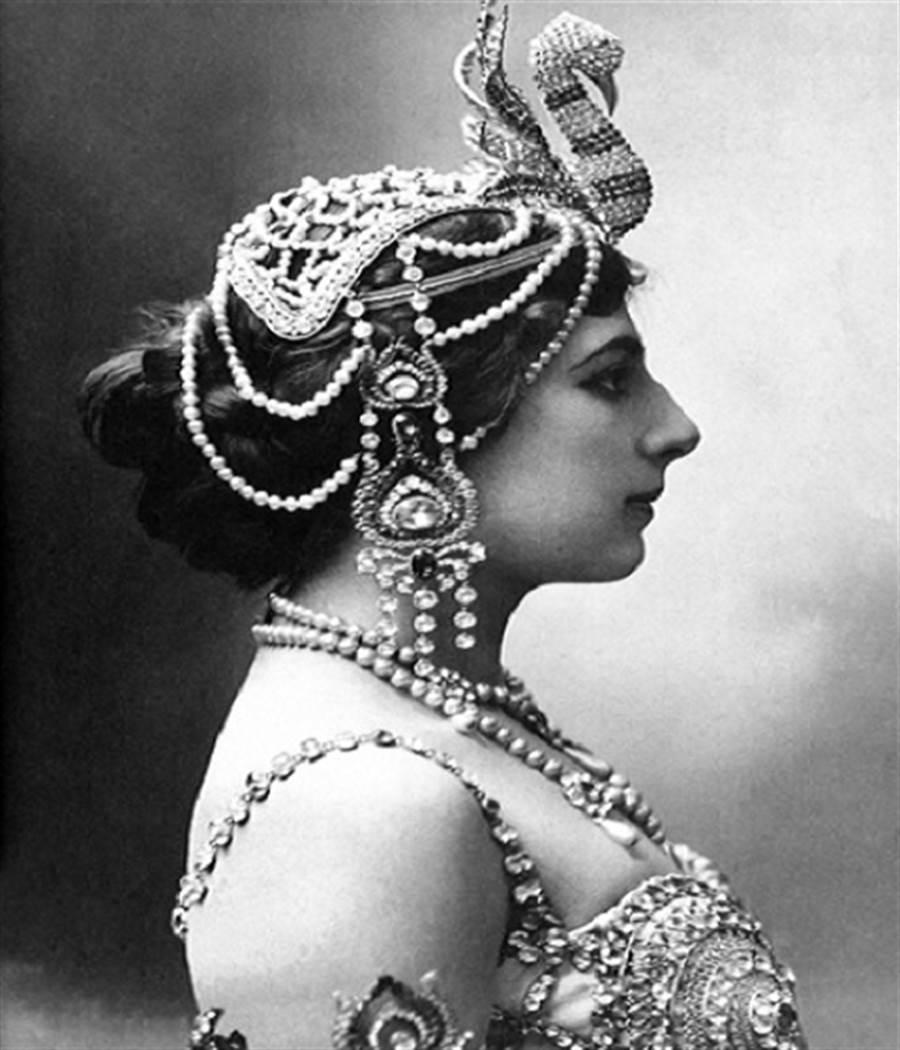 瑪塔哈里(Mata Hari)(圖片取自/達志影像)