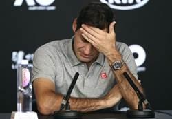 費德勒:我的悲痛無法言喻