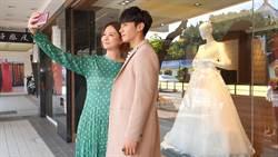 安心亞看上白紗想嫁了 主動向他求婚