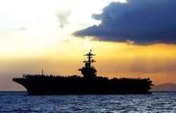 羅斯福號千名官兵 獲准下船隔離