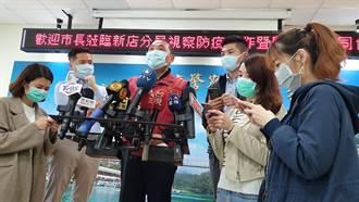 搭乘大眾運輸強制戴口罩  侯友宜:中央該引用相關法令