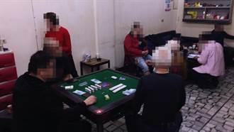 三重賭場違建還設「繡花針」監控器 遭警查獲報請拆除