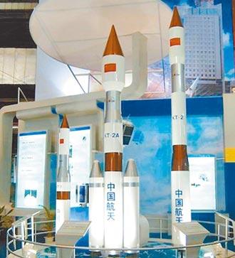中美俄太空戰 陸側重反衛星武器