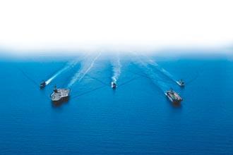 陸高速部署海軍 美領導地位不穩