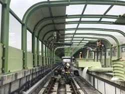 台中捷運增設隔音牆 提前6月底前完成