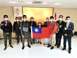 海外滯留25國人 東京轉機返台