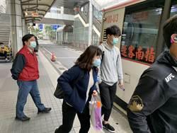 搭乘大眾運輸強制戴口罩 新北民眾配合度超高