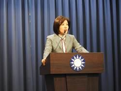 砲轟卓榮泰失格 國民黨:全民需要口罩不是口水