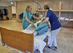 瑞典空服員的斜槓人生 協助抗疫