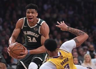 NBA》家裡沒籃框!字母哥嘆無法練球