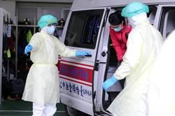 國際疫情升溫 指揮中心宣布擴大檢驗一日3800件